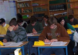 Bild für Aufnahmeprüfung