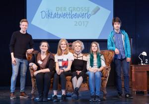 Bild für Der Große Diktatwettbewerb in Frankfurt am 10. Mai 2017