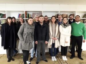 """Bild für Religionskurs """"on tour""""! Teil II: Besuch einer Moschee am 27.02.2018"""