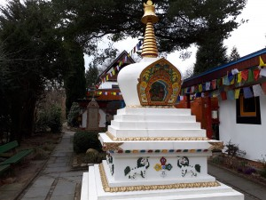 """Bild für Religionskurs """"on tour""""! Teil III: Besuch des Tibetischen Zentrums am 27.03.2018"""