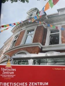 Bild für Besuch des Religionskurses S4 im Tibetischen Zentrum