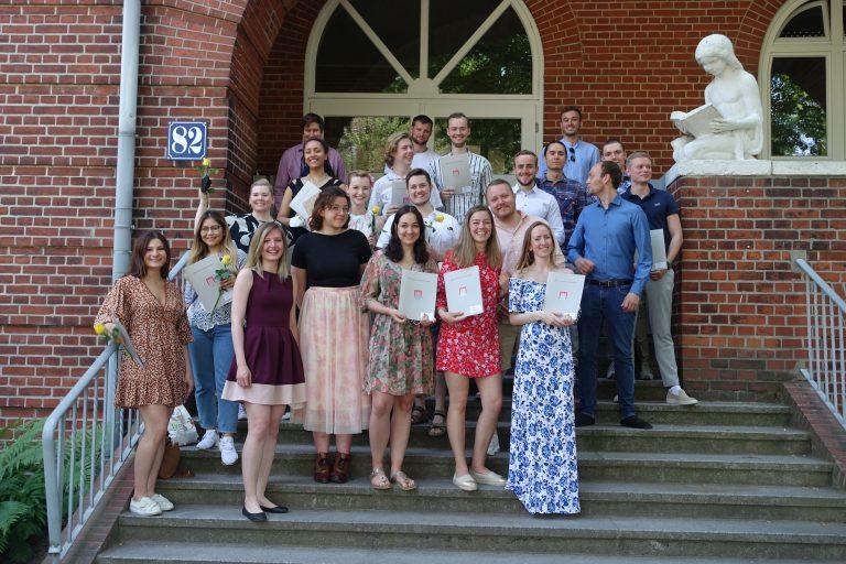 Bild für Abitur 2021 – Abiturentlassungsfeier