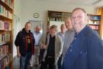 Bild für 50 Jahre Abitur – Jubilare zu Besuch am Hansa-Kolleg
